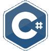 A C# logója